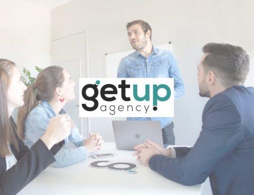 Découvrez notre partenaire Getup Agency