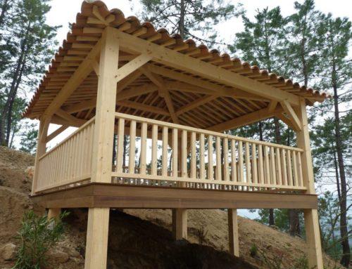 Comment aménager un terrain atypique avec nos abris bois