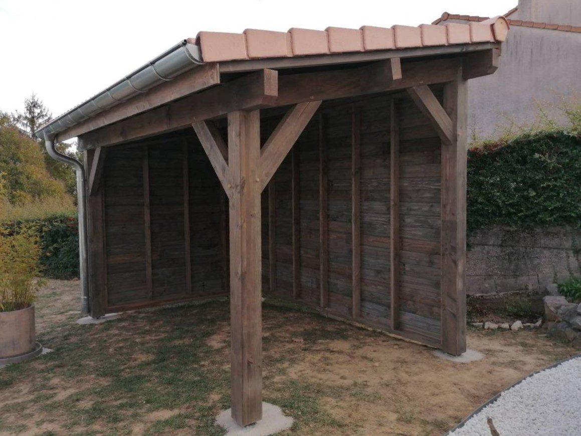 Abri Pool House